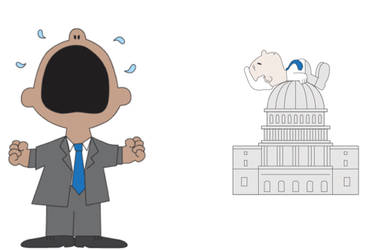 Snoopy Obama by Businessweek