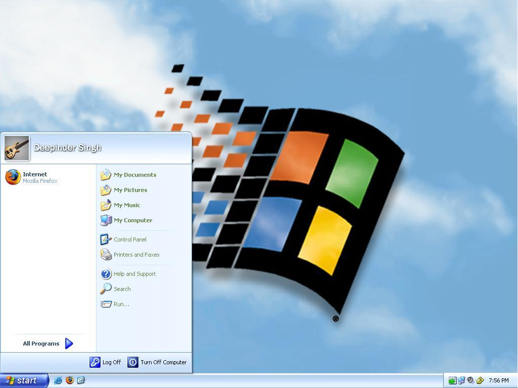 Windows 98 Blue Visual Style by deepindersingh006 on DeviantArt