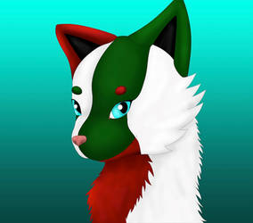 (Gift) Mako the cat by DragonFan656