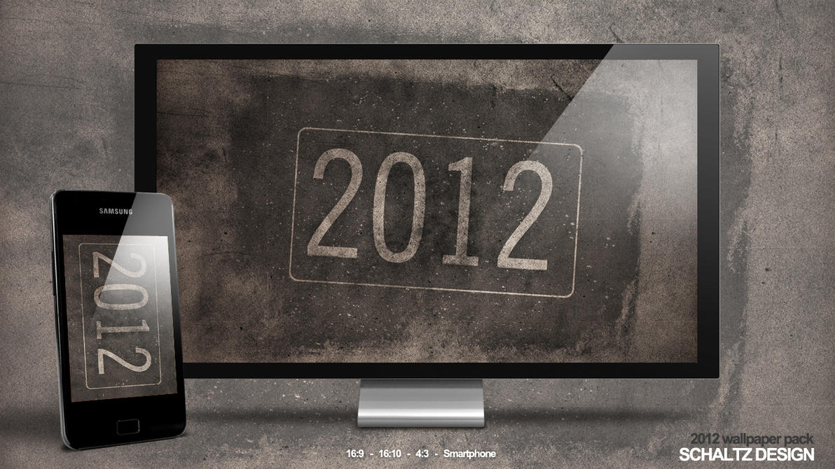 2012 Wallpaper Pack by schaltzdesign