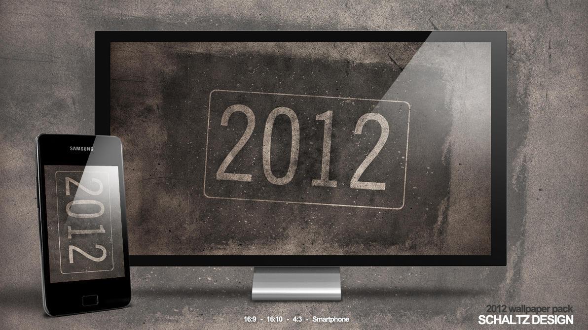 2012 Wallpaper Pack by schaltzdesign