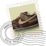 Nike Dunk Mail Icon