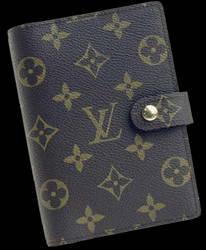 Louis Vuitton Address Book