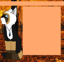 Autumn Journal Skin (Contest Entry) by Snowy-Clover