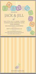 Baby Shower Invitation by BrieSpiel