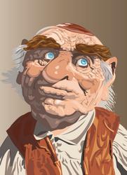 Should ya' need us! - Hoggle by BrieSpiel