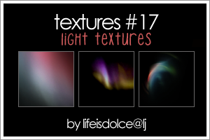 TEXTURES 17: LIGHT by lifeisdolce