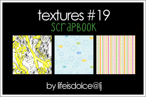 TEXTURES 19: SCRAPBOOK by lifeisdolce