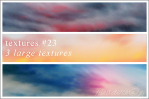 TEXTURES 23: LARGE by lifeisdolce