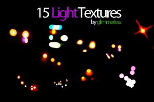 Texture Set 1: Light Textures by lifeisdolce