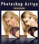 Photoshop Action Ver. 1.1