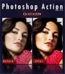 Photoshop Action Ver. 1.2
