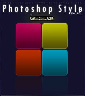 Photoshop Style Ver. 1.5