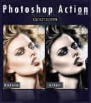 Photoshop Action Ver. 1.8