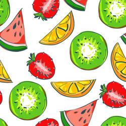 free fruits pattern