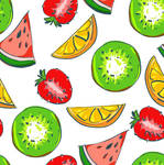 free fruits pattern