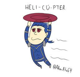 Heli-CU-pter Gif