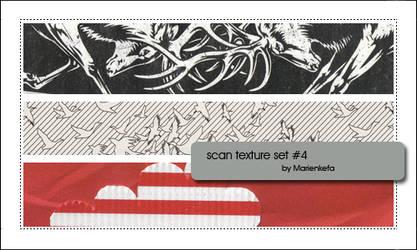 Scan Texture Set 4 by Marienkefa