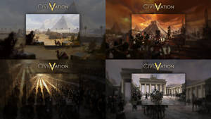 Civilization V: Wonder Wallpaper Pack