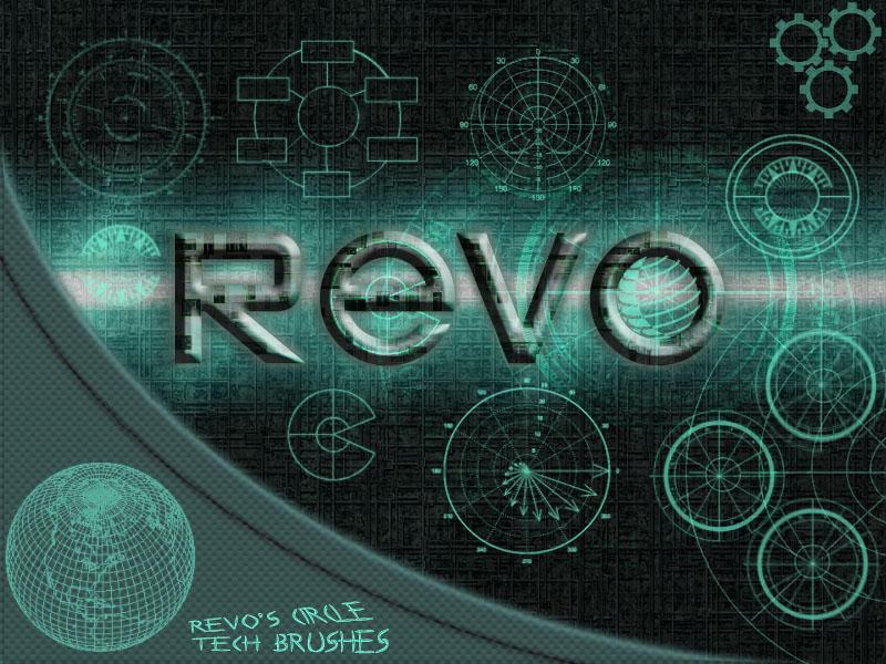 Revo's-Circle-Tech-Brushes-08 by RevO-GFX
