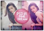 PSD#1 Pink dream