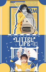 [SHARE PSD] Little Life by minoppa10987
