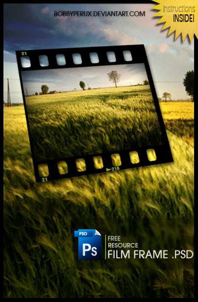 Free Film Frame