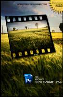 Free Film Frame by Bobbyperux