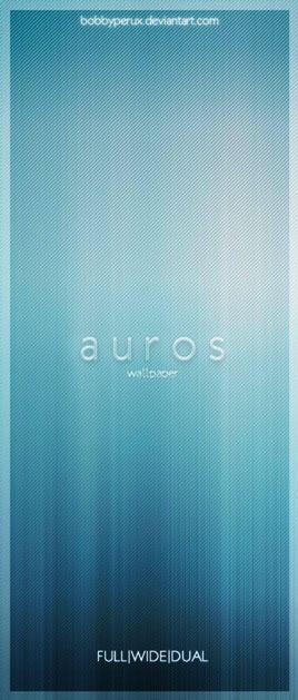 Auros Wallpaper by Bobbyperux