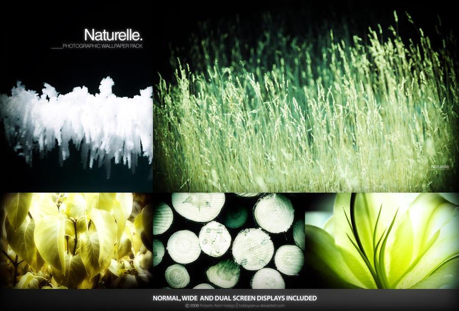 ___Naturelle. WP by Bobbyperux