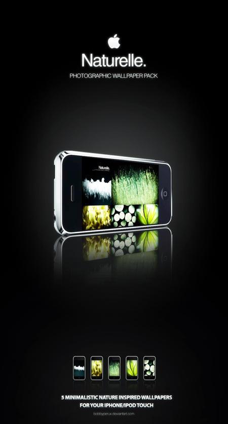 ____Naturelle. iPhone WP by Bobbyperux