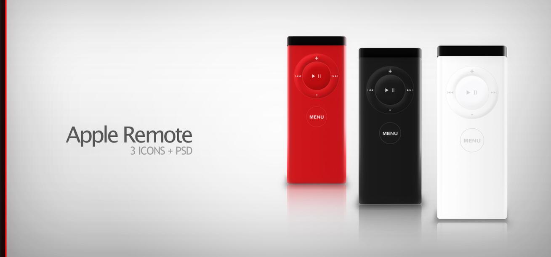 Apple remote by Bobbyperux
