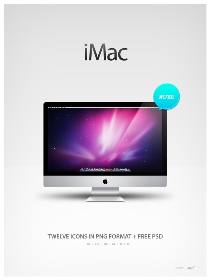iMac by Bobbyperux