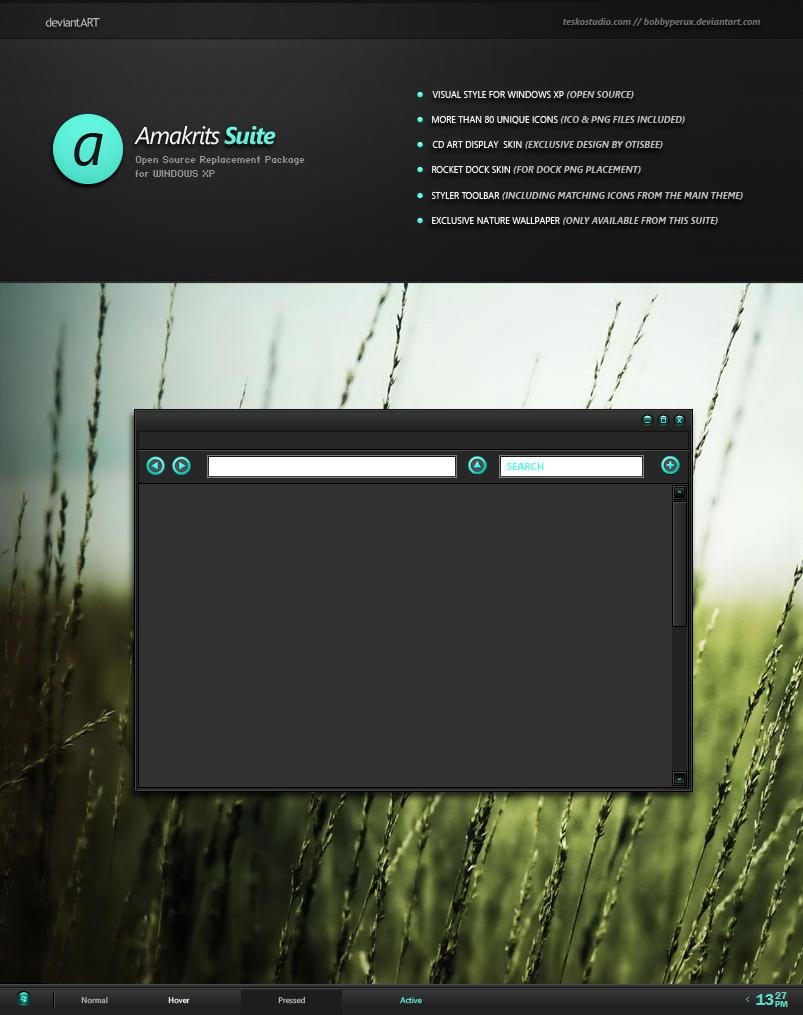 Amakrits Suite by Bobbyperux