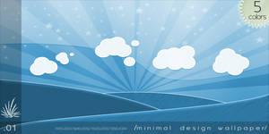 Minimal Design .01 Wallpaper