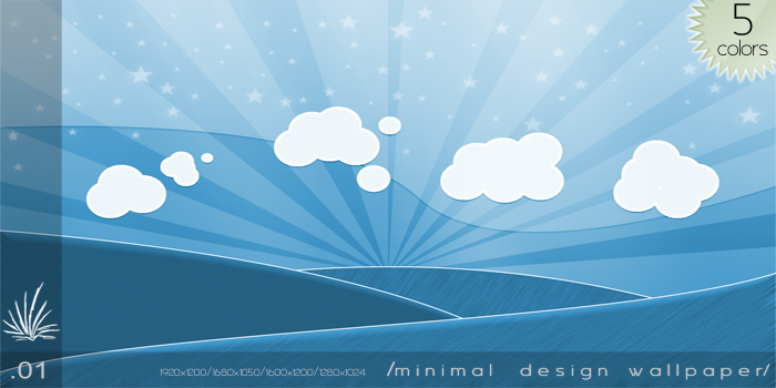 Minimal Design .01 Wallpaper by Bobbyperux