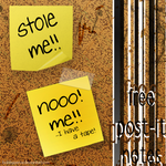 Free Post it Notes