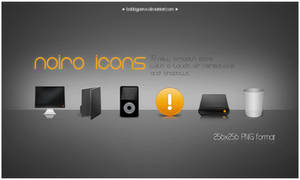 Noiro Icons by Bobbyperux