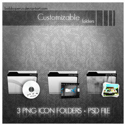 Customizable Folders