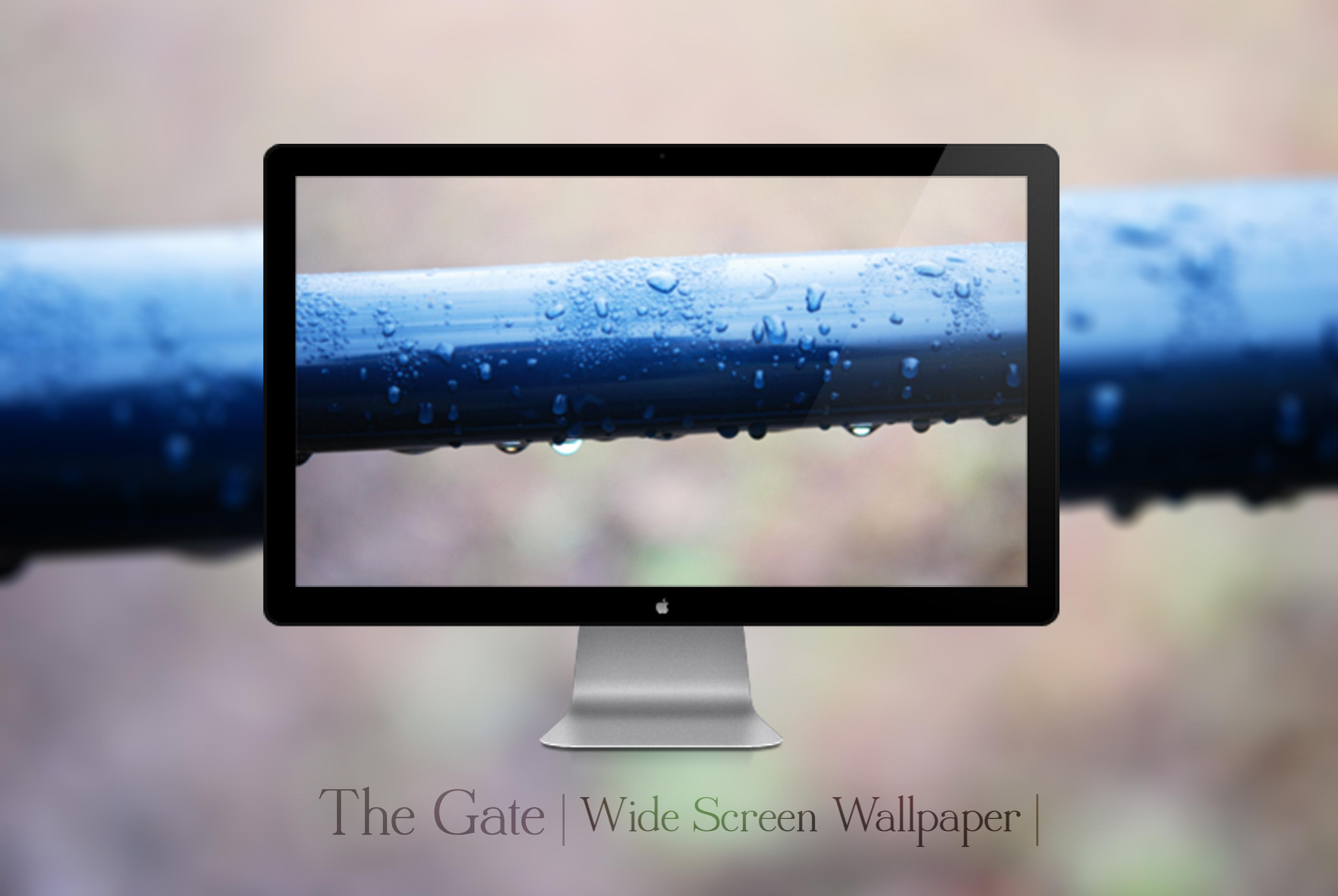 The Gate HD Wallpaper