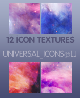 12 Sky Icon Textures by universalicons