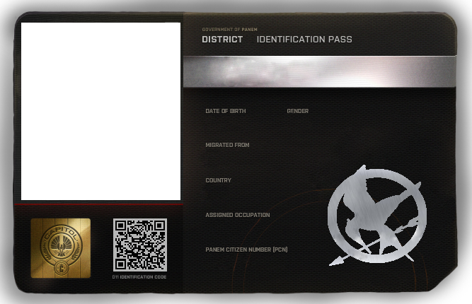 Template Id Card Photoshop Loopinstalzone