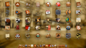 Roaring 20s Icons (complete set) OS X