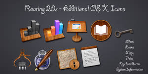 Roaring 20s - Additional OS X Icons