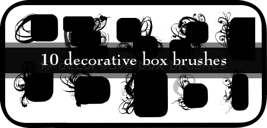 Decorative Boxes by ICouldntThinkOfAName