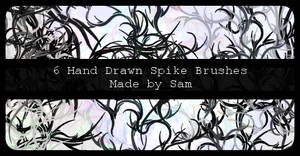 Spikey Brushes
