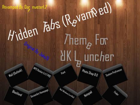 Hidden Tabs Icons by Darkmaster12