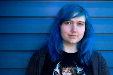 Blue by linziexdiane