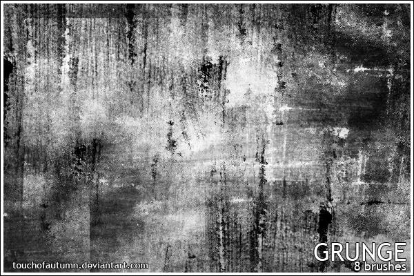 Brushes for PS: GRUNGE by TouchOfAutumn