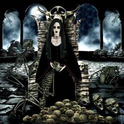 La Diosa.  The Mother of Vampires/Culebras